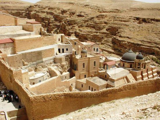 Манастир Св. Саве Освећеног у Јудејској пустињи