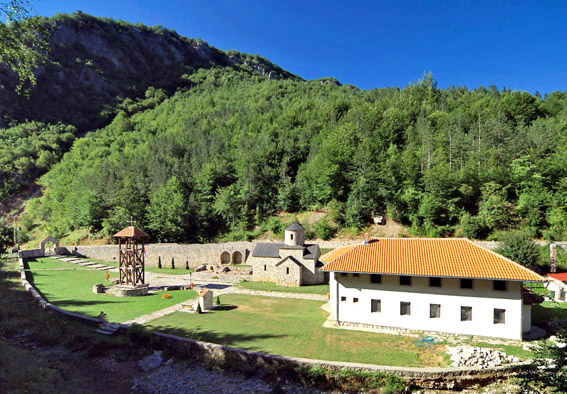 Manastir Kaludra