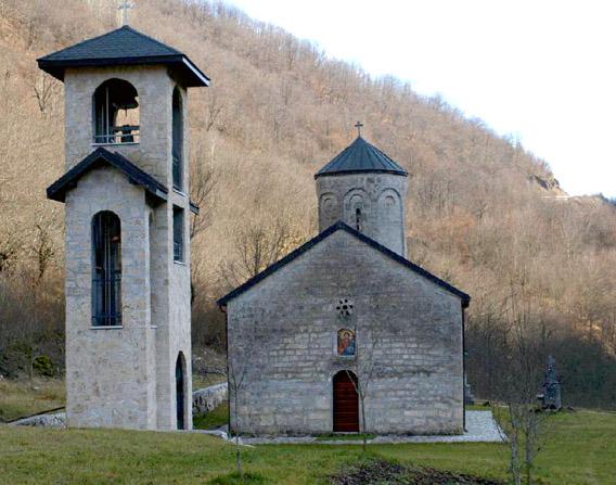 Manastir Podmalinsko