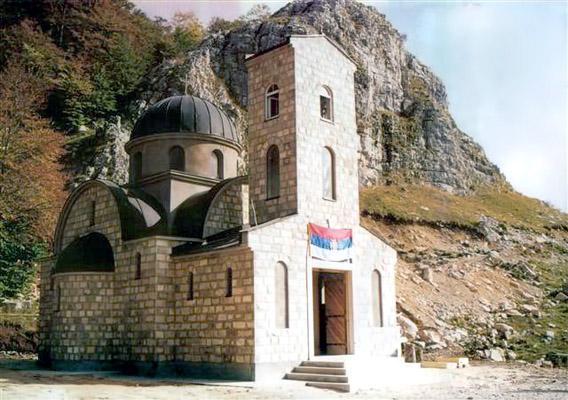 Manastir Somina