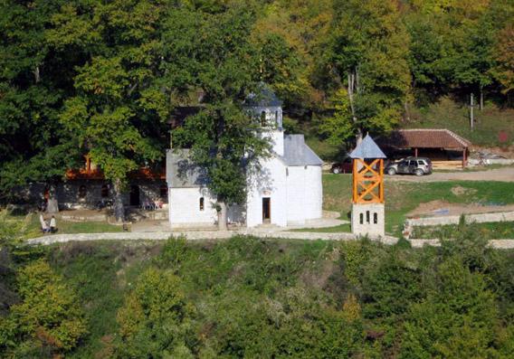 Manastir Sudikovo