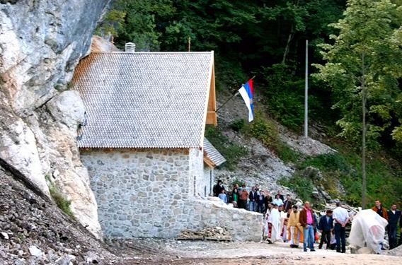 Manastir Urosevica