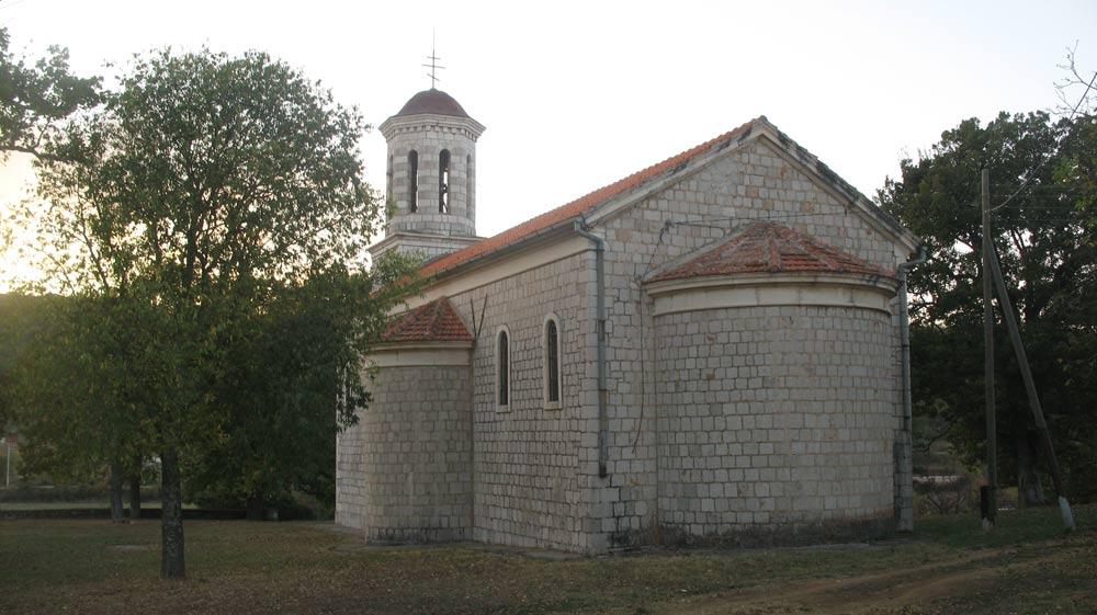 Manastir Lazarica dlamatinska