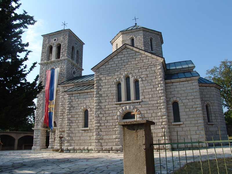 Manastir Svete Velikomucenice Nedelje dlamatinska eparhija