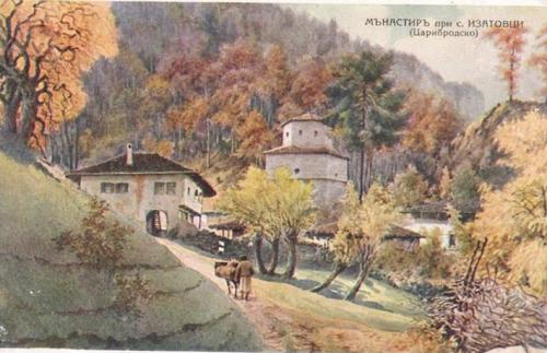 Manastir Izatovac