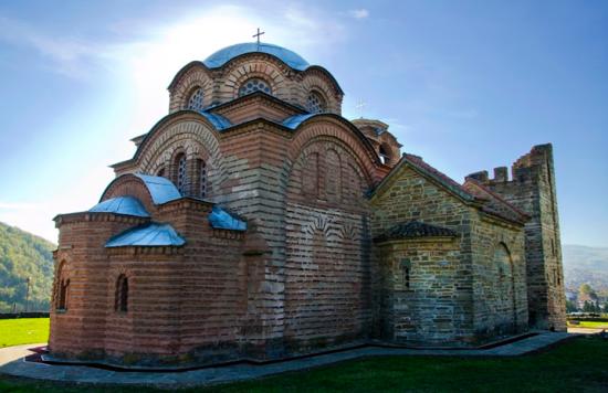 Manastir Sveti Nikola kursumlija