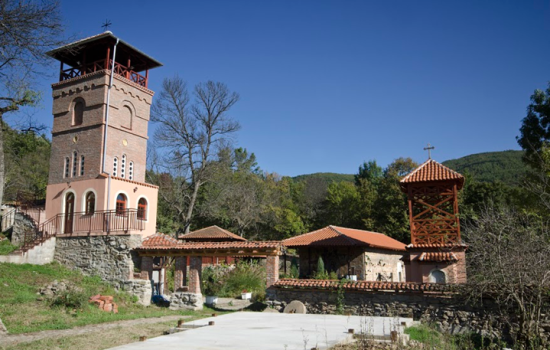 Manastir Jasunja golema njiva