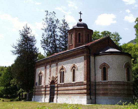 Manastir Iverica