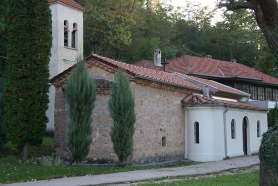 Manastir Sicevo