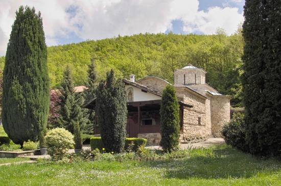 Manastir Temska
