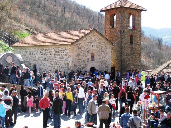 Manastir Duboki Potok