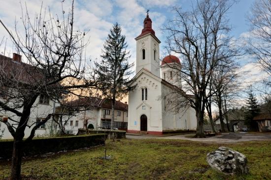 Manastir Suvi dol