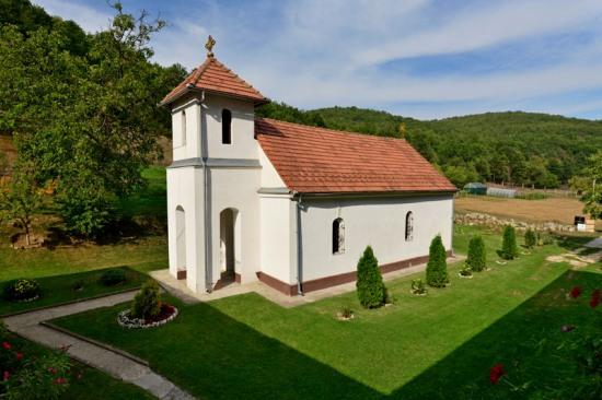 Manastir Vratina