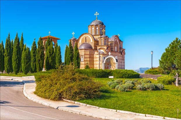 Manastir Hercegovacka Gracanica