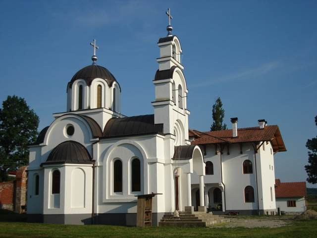 Manastir Bisnja