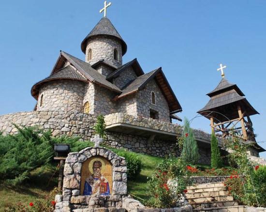 Manastir Sveti Nikola etno selo