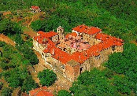 Manastir Kostamonita