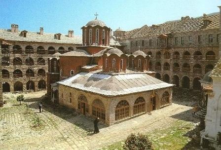 Manastir Kutlumusa