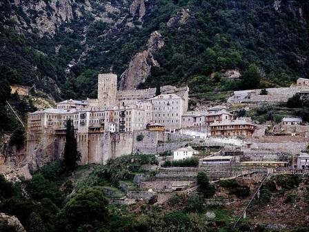 Manastir Svetog Pavla