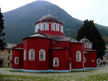 Manastir Velika Lavra