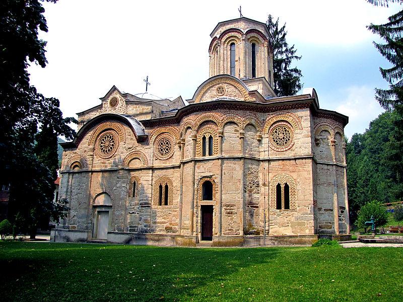 Manastir Ljubostina